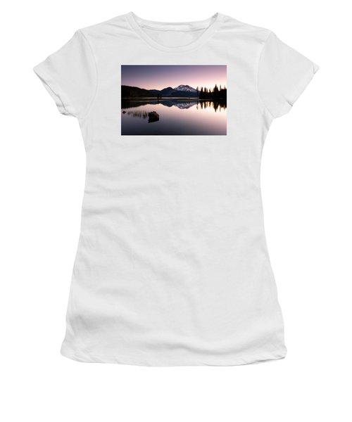Sparks Lake Sunrise Women's T-Shirt