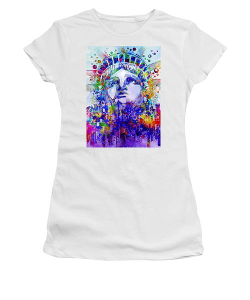 Spirit Of The City 2 Women's T-Shirt