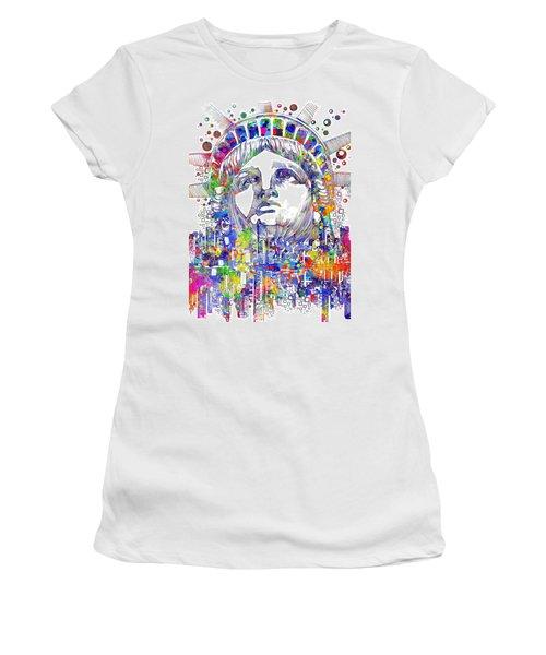 Spirit Of The City Women's T-Shirt