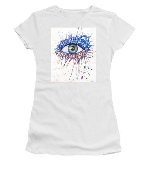 Splash Eye 1 Women's T-Shirt
