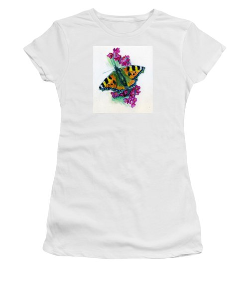 Spreading Wings Of Colour Women's T-Shirt