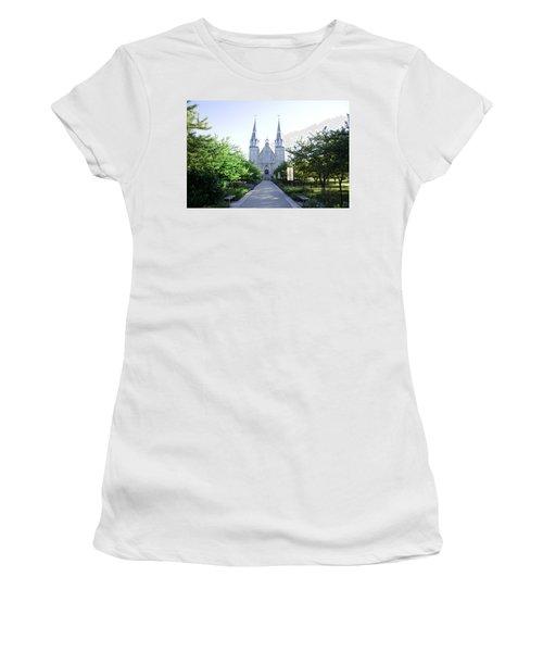 Springtime At Villanova Women's T-Shirt