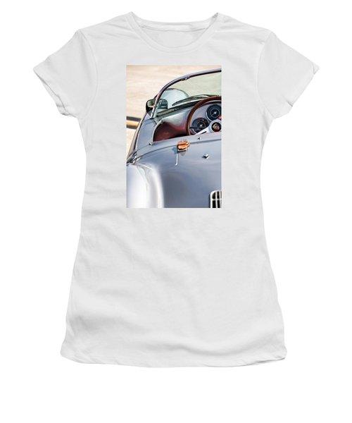 Spyder Cockpit Women's T-Shirt (Athletic Fit)