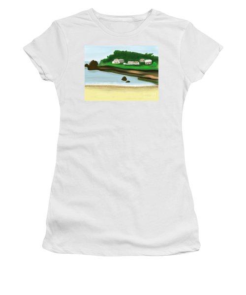 A Peaceful Life  Women's T-Shirt
