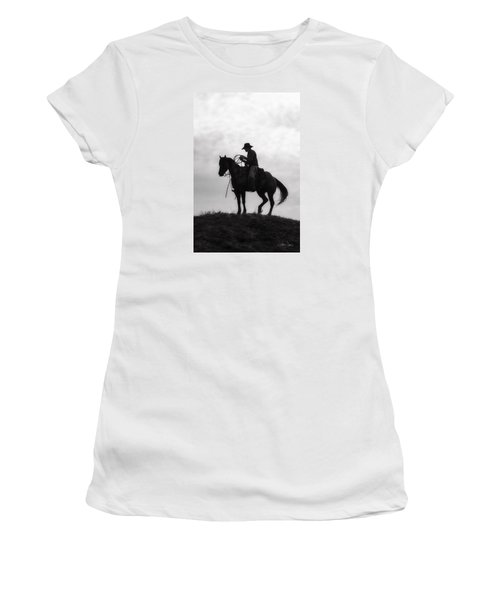 Standing Watch 2013 Women's T-Shirt (Athletic Fit)