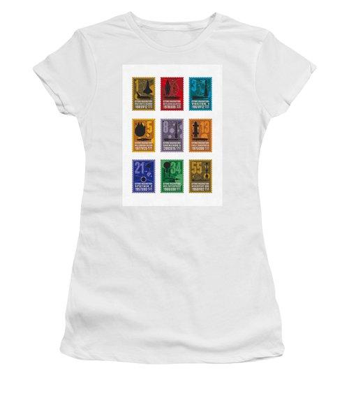 Starships 00 - Overview Women's T-Shirt