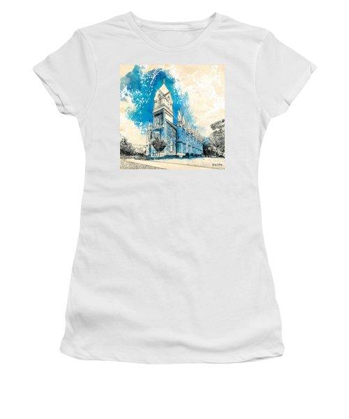 Stately Spires Women's T-Shirt