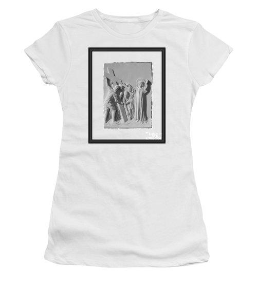 Station I I Women's T-Shirt (Athletic Fit)