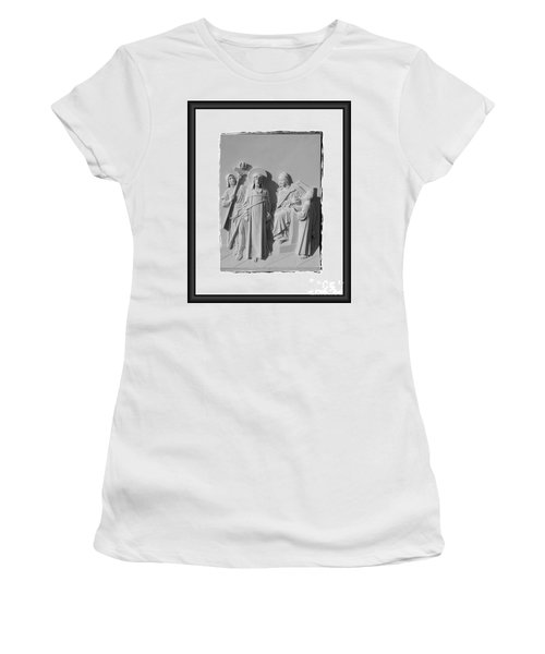 Station I Women's T-Shirt (Athletic Fit)