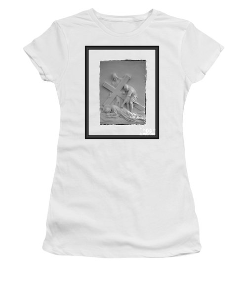 Station I X Women's T-Shirt (Athletic Fit)