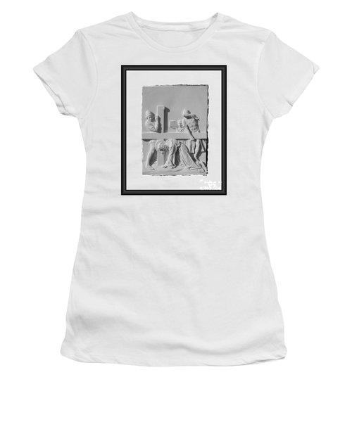 Station V I I Women's T-Shirt (Athletic Fit)