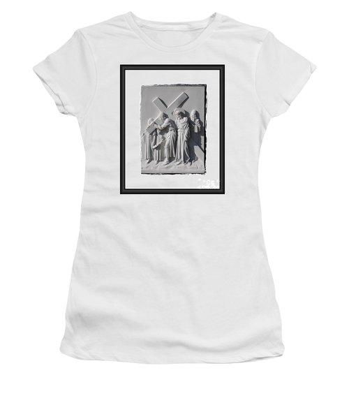 Station V Women's T-Shirt (Athletic Fit)