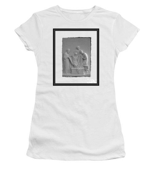 Station X I V Women's T-Shirt (Athletic Fit)