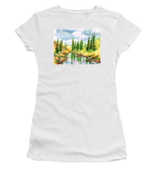 Strawberry Reservoir 2 Women's T-Shirt