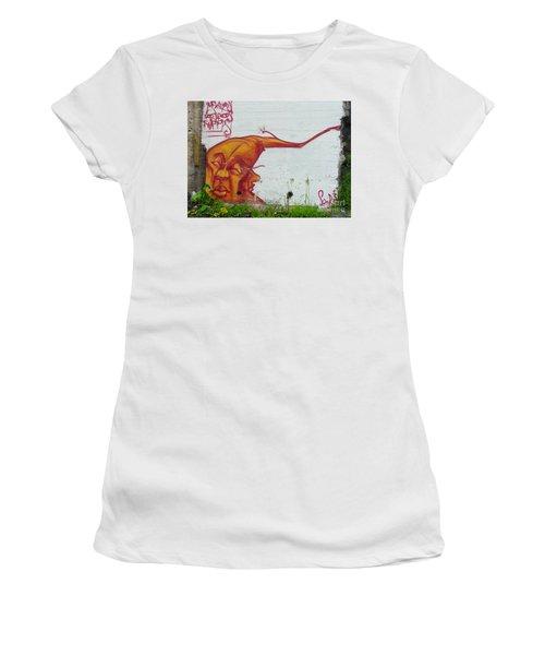 Street Art 4 Women's T-Shirt