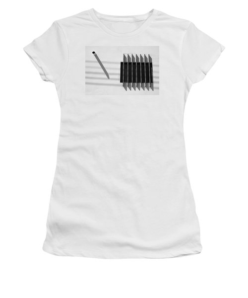 String Shadows - Selected Award - Fiap Women's T-Shirt (Athletic Fit)