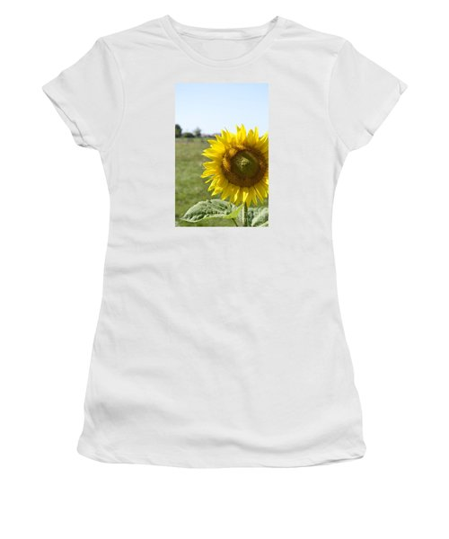 Women's T-Shirt (Junior Cut) featuring the photograph Summer Lovin by Traci Cottingham
