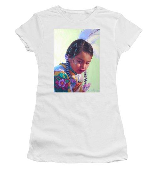 Sun Kissed Women's T-Shirt (Athletic Fit)