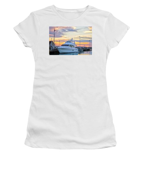 Sun Peaking II Women's T-Shirt (Athletic Fit)