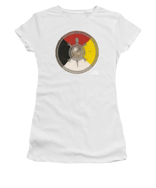 Sundance Indian Women's T-Shirt (Athletic Fit)