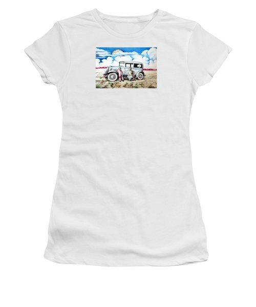 Sunday Drive Women's T-Shirt