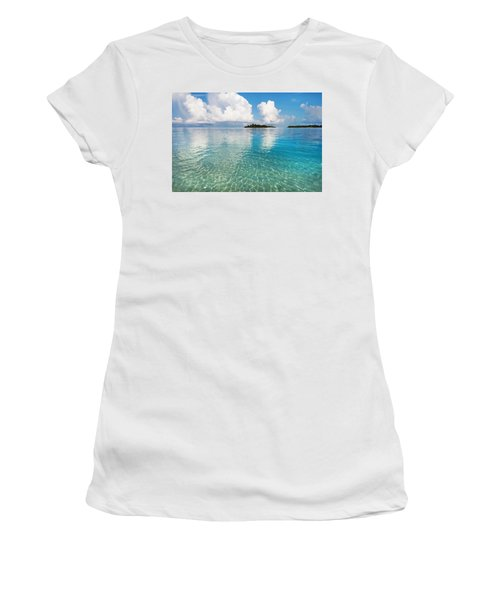 Sunny Invitation For  You. Maldives Women's T-Shirt