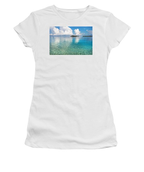 Sunny Invitation For  You. Maldives Women's T-Shirt