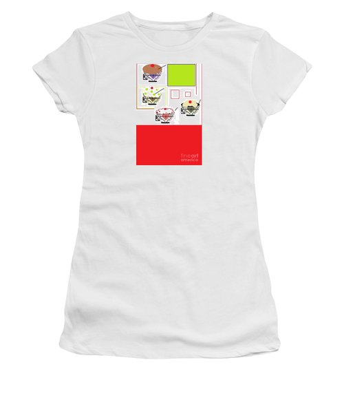 Sweet Tooth Women's T-Shirt (Athletic Fit)
