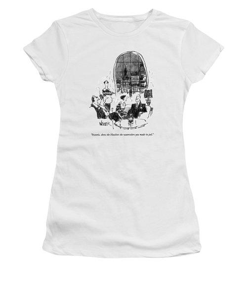 Sweetie, Show The Hazlitts The Watercolors Women's T-Shirt