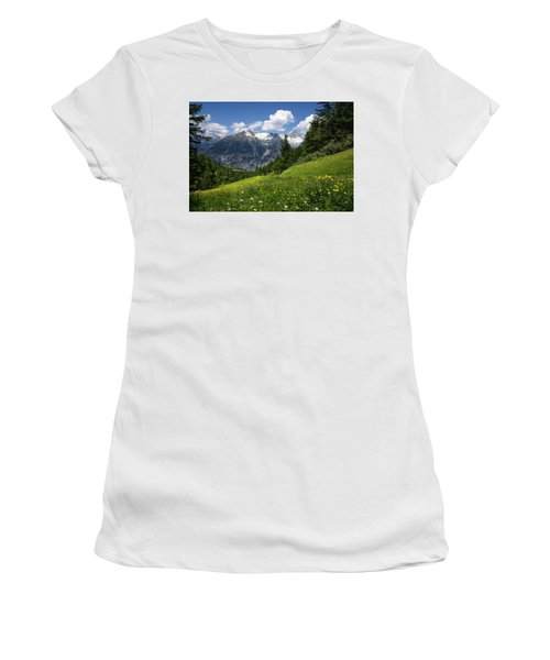 Switzerland Bietschhorn Women's T-Shirt