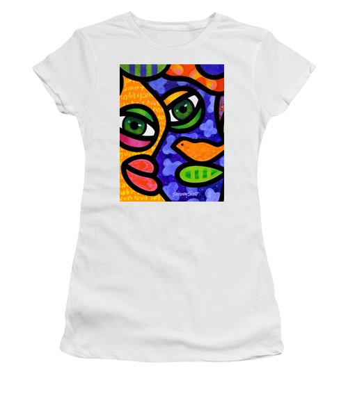 Tangier Women's T-Shirt (Athletic Fit)