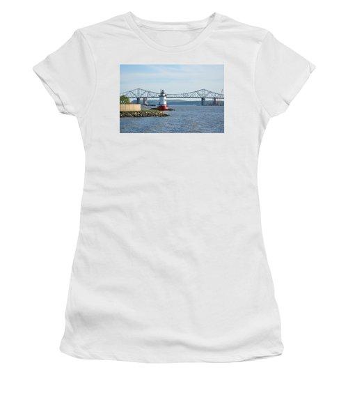 Tarrytown Lighthouse Women's T-Shirt