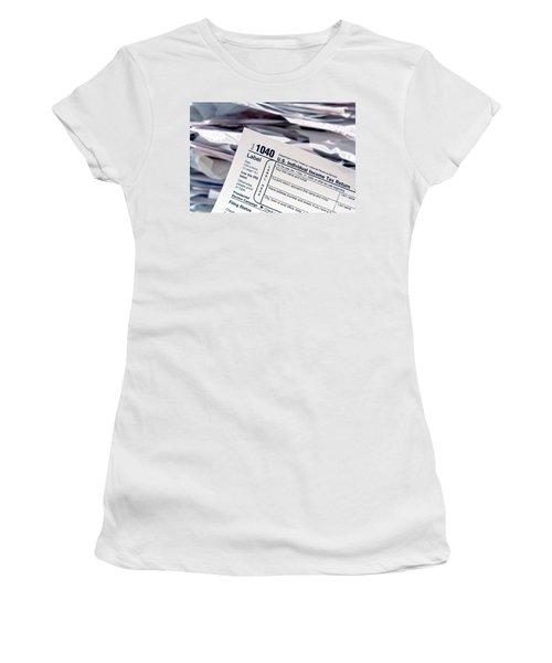 Tax Time  Women's T-Shirt