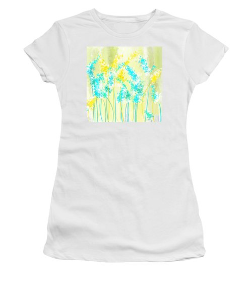 Teal And Graces Women's T-Shirt