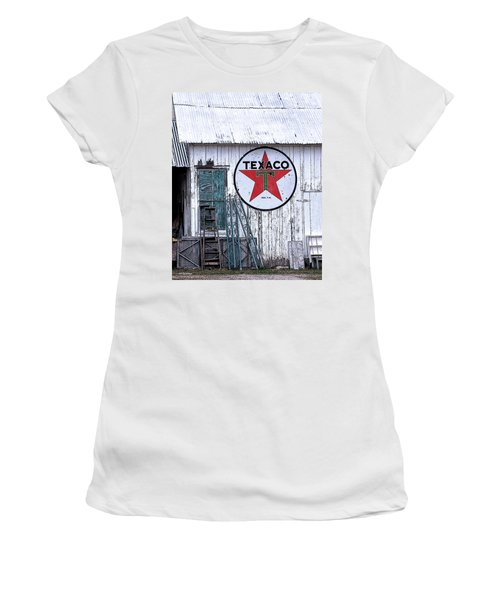 Texaco Times Past Women's T-Shirt