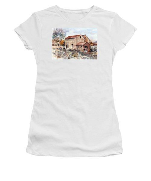 Texas Barn Women's T-Shirt