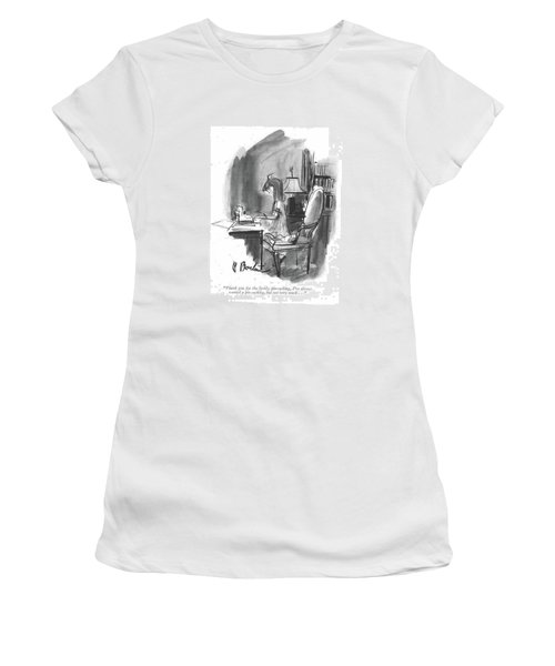 Thank You For The Lovely Pin-cushing Women's T-Shirt