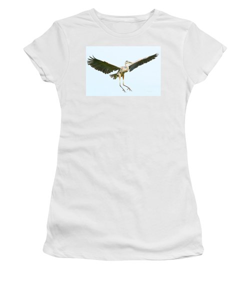The Arrival Women's T-Shirt (Athletic Fit)