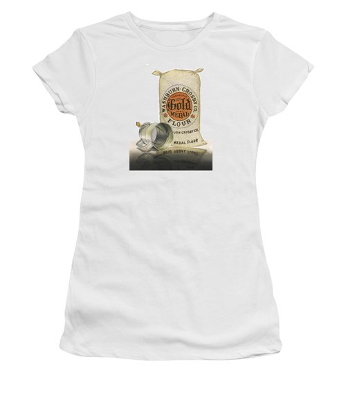 The Bakers Choice Women's T-Shirt (Athletic Fit)