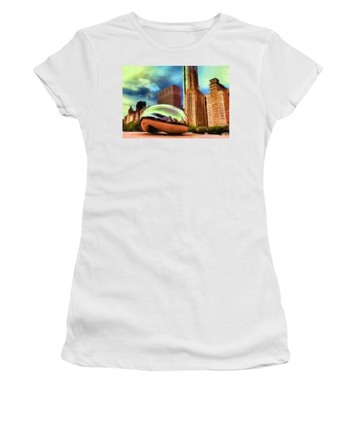 The Bean - 20 Women's T-Shirt (Athletic Fit)