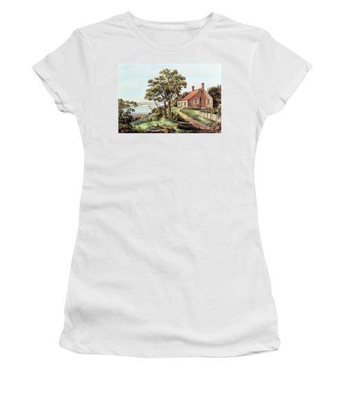 The Birthplace Of Washington At Bridges Creek Women's T-Shirt