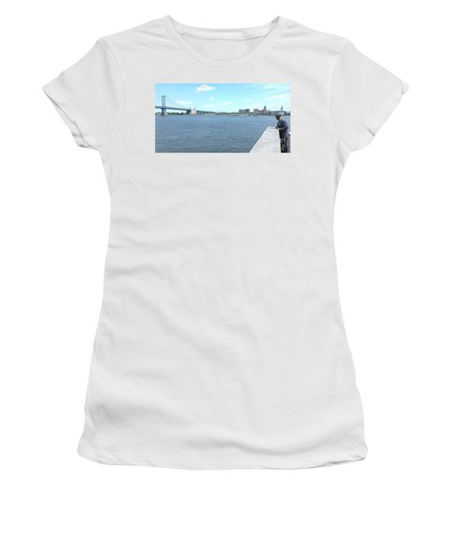 The Bridge And The River Women's T-Shirt