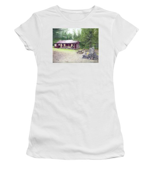 The Cabin In The Woods Women's T-Shirt (Athletic Fit)