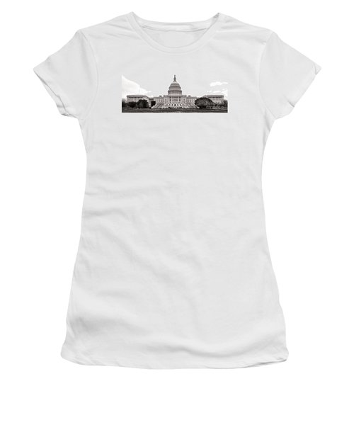 The Capitol Women's T-Shirt (Athletic Fit)