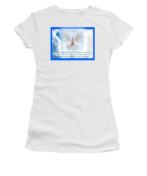 The Comforter Women's T-Shirt (Junior Cut)