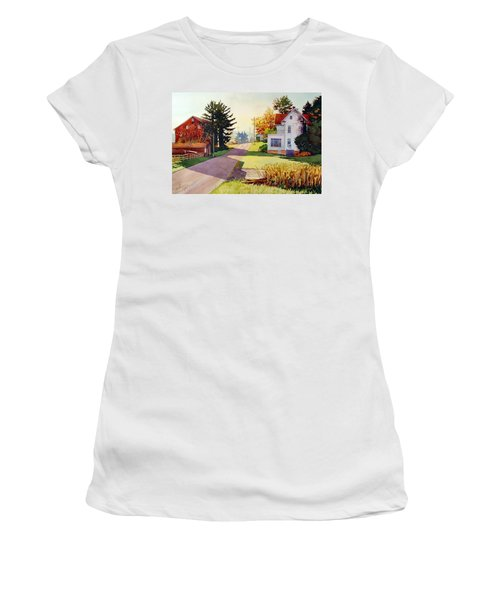 The Country Road Women's T-Shirt