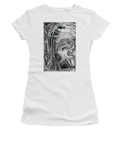 The Eye Of The Fomorii - Regrouping For The Battle Women's T-Shirt (Athletic Fit)