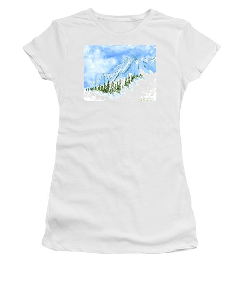 The Face Of The Sisters Women's T-Shirt