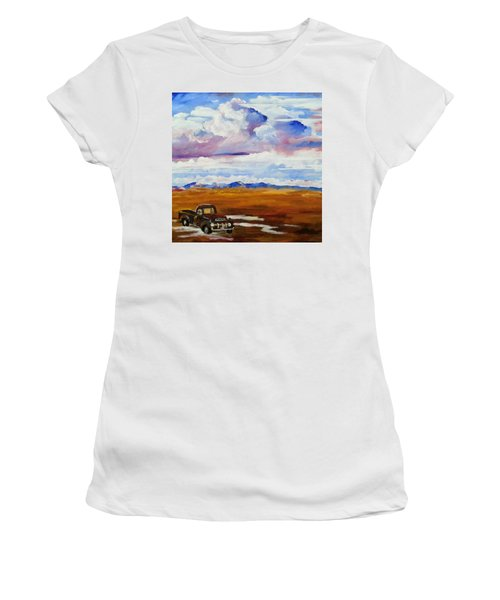 The Flathead Women's T-Shirt