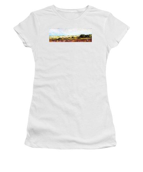 Behind The Surge Women's T-Shirt